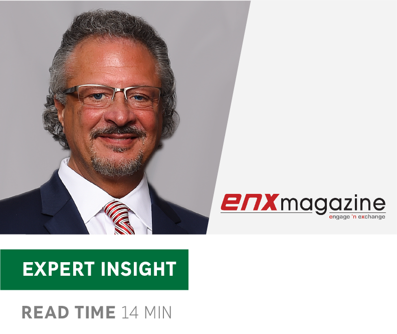 Nick Capparelli Expert Insight: ENX Magazine